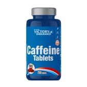 Caffeine Tablets 250 Uds de Victory Endurance