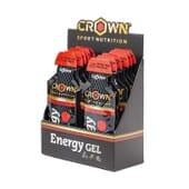 Energy Gel 40g 12 Unds da Crown Sport Nutrition