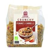 Crunchy Maçã E Canela Bio 500g da Celnat