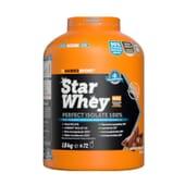 Star Whey Perfect Isolate 100% 1.8 Kg de Namedsport
