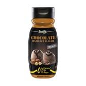 Xarope Chocolate-Avelãs 320 ml da Servivita