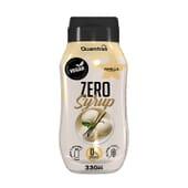 Xarope Zero Baunilha 330 ml da Quamtrax