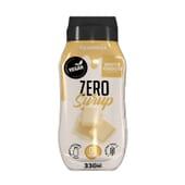 Sirope Zero Chocolate Blanco 330 ml de Quamtrax