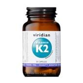 Vitamin K2 30 VCaps da Viridian