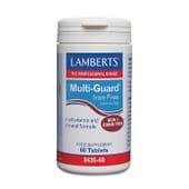 Multi-Guard Iron Free 60 Tabletas de Lamberts