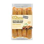 Salsichas Estilo Alemã Vegana Bio 200g da Ahimsa