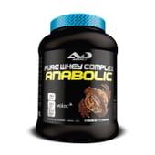 Anabolic Whey Complex 2 Kg da Addict Sport Nutrition