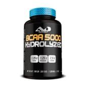 BCAA 5000 Hydrolyzed 200 Tabs da Addict Sport Nutrition