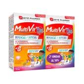 Multivit Kids Defesas 2 Unds 30 Tabs da Forte Pharma