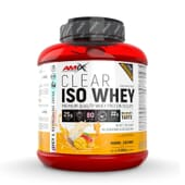 Clear Iso Whey 2 Kg da Amix Nutrition