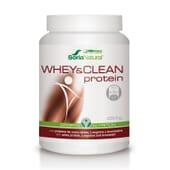 Whey Clean Protein 454g de Soria Natural