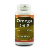 Omega 3-6-9 60 Caps de Naturbite