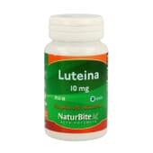 Luteina 10 mg 60 Caps de Naturbite