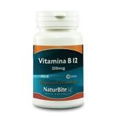 Vitamina B12 250 mcg 60 Tabs da Naturbite