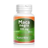 Maca Negra 500 mg 60 Tabs de Naturbite