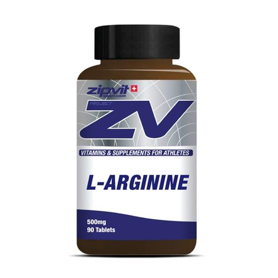 L-ARGININE 500 mg - 90 Tabs - ZIPVIT